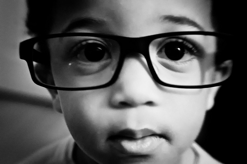 black child glasses diabetes yardyspice blog mommy