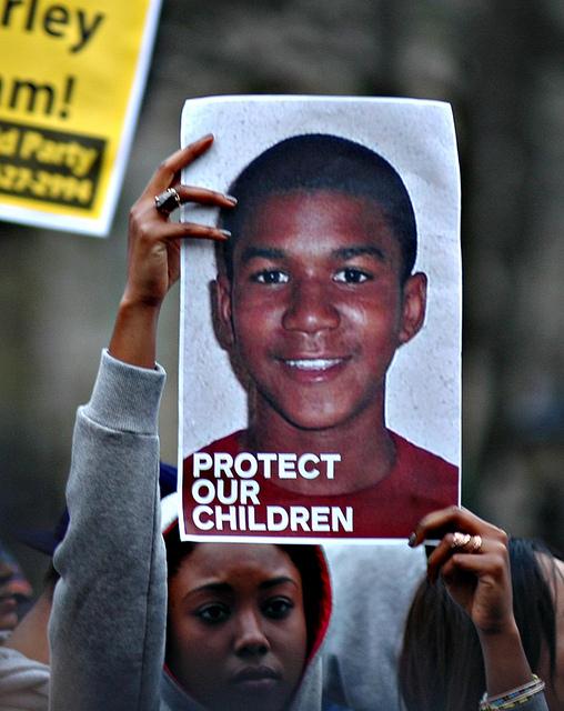 trayvon martin birthday